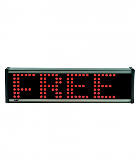 "DP3200 4"" Ultra-Bright Scrolling Sign Outdoor"