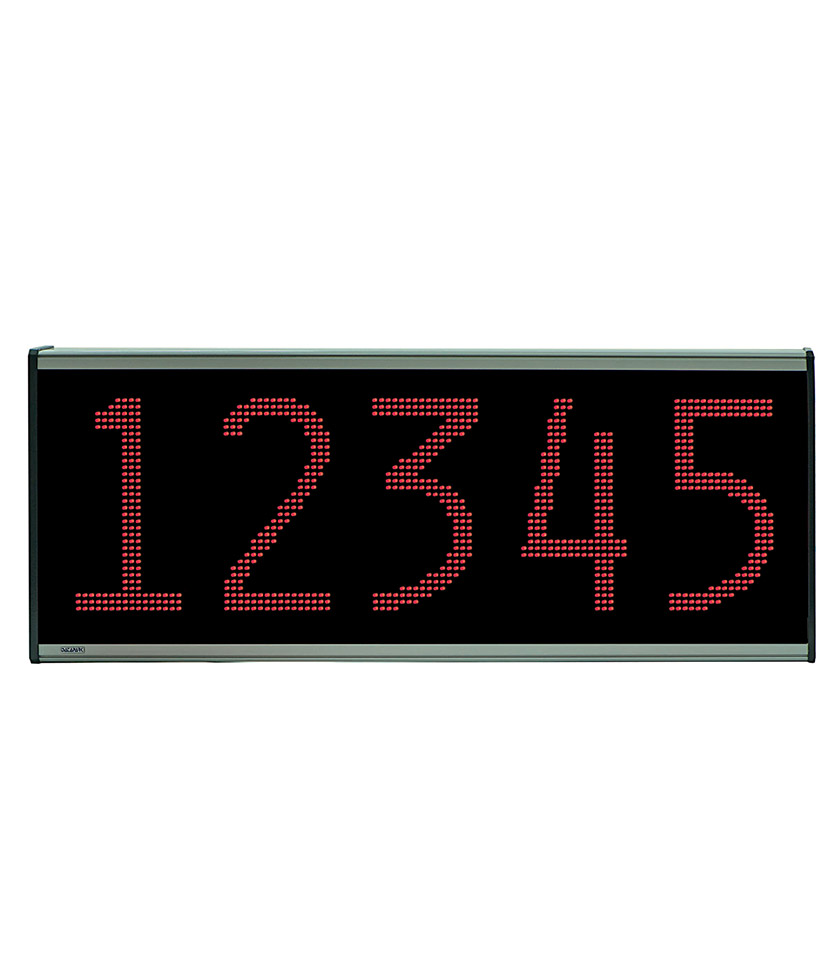 "DP3208 8"" Ultra-Bright Message Sign"