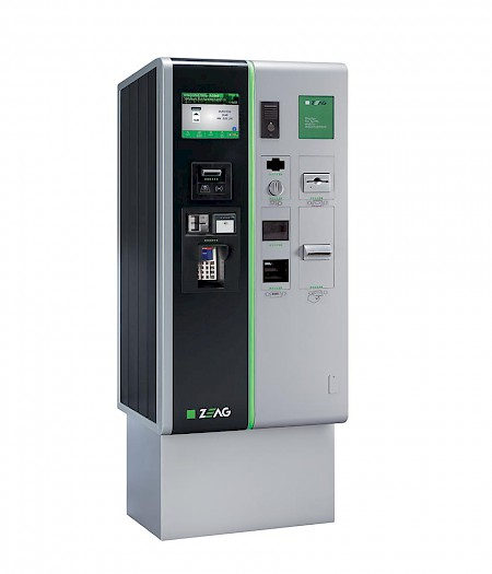 Automated Pay Station In-Lane APL
