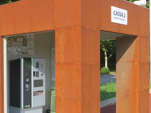 HUB Parking peripherals La Venaria Reale