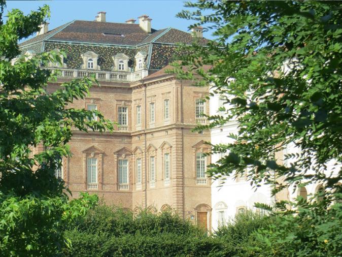 La Venaria Reale royal palace