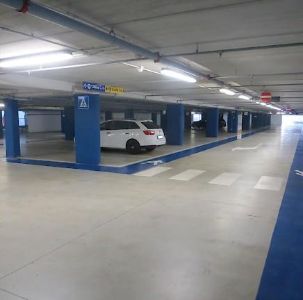 Grandi Stazioni Italia HUB Parking