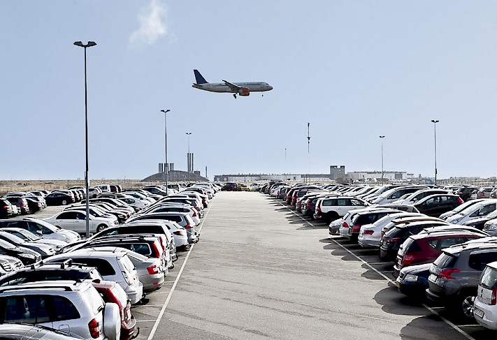 Copenhagen Airport Parking