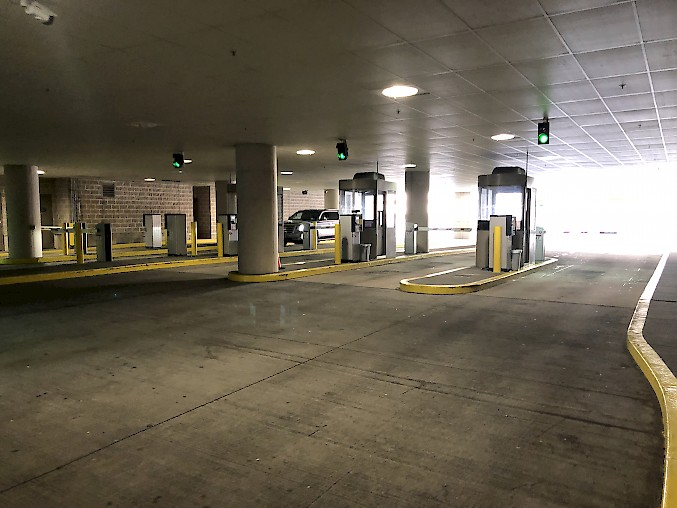 HUB Parking Technology peripherals The Source at White Plains shopping mall