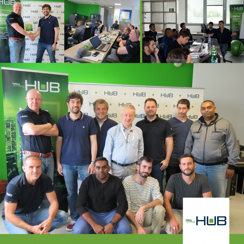 HUB Jupiter training