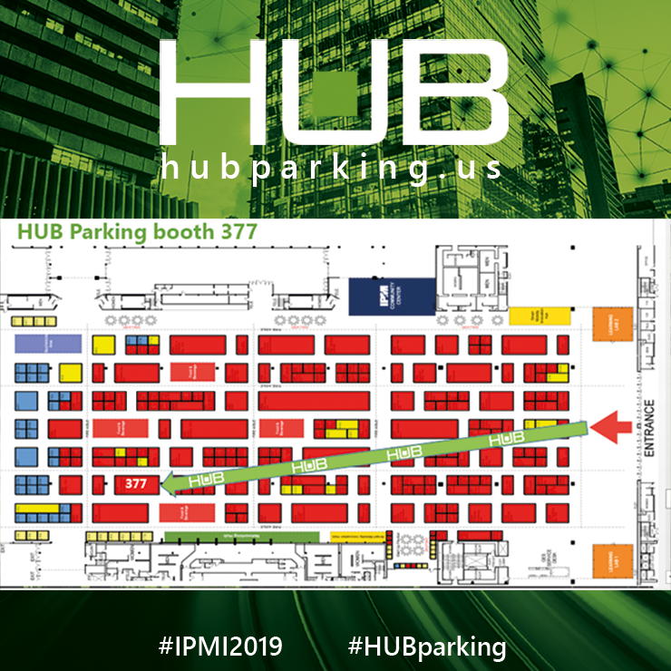 IPMI floor plan: stand 377 HUB
