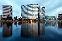 Oakland Lakeside business center