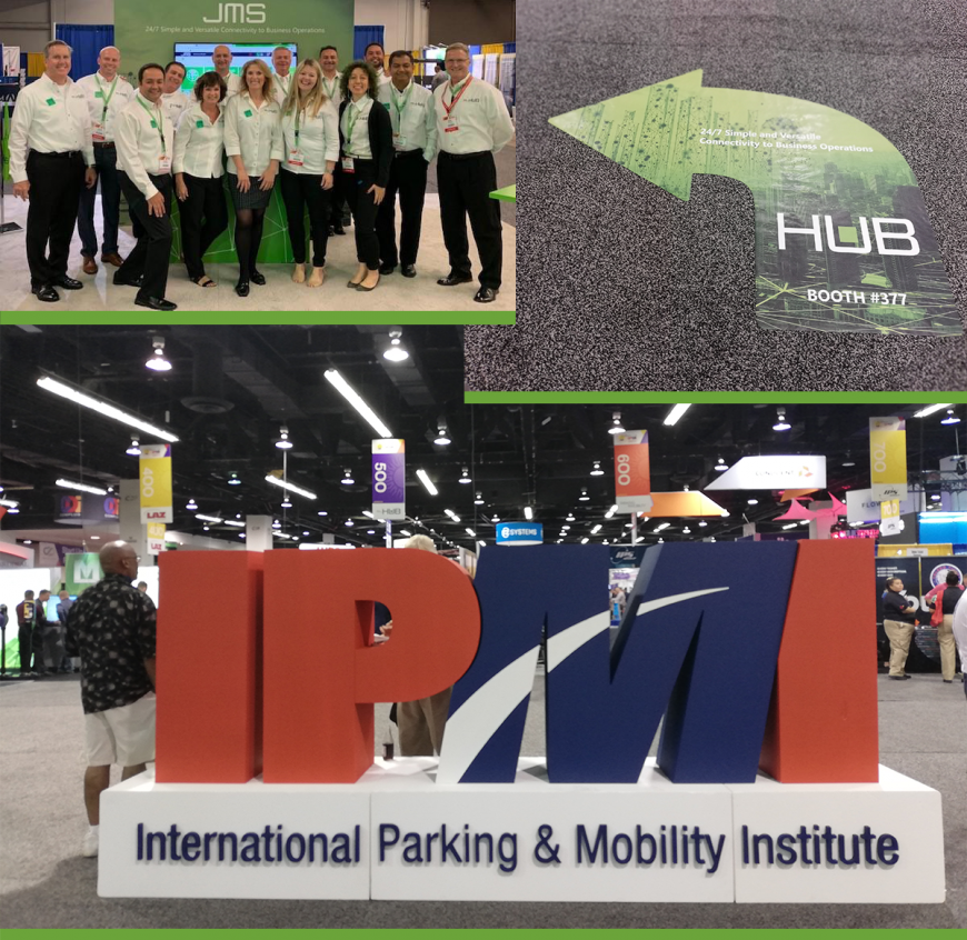 IPMI 2019 recollection: HUB team North America and HQ at Anaheim, CA