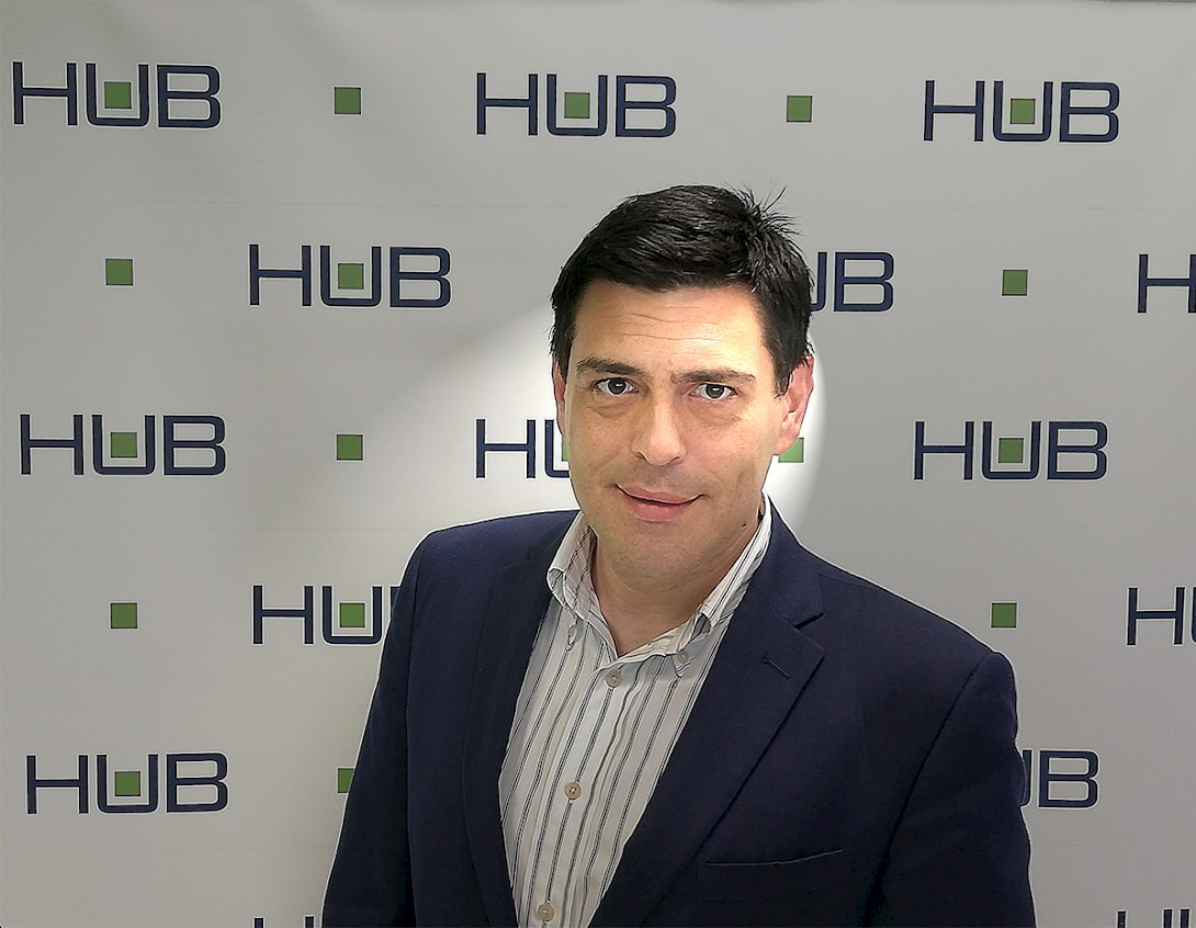Luca Bovalino nuovo General Manager per HUB Parking Technology North America
