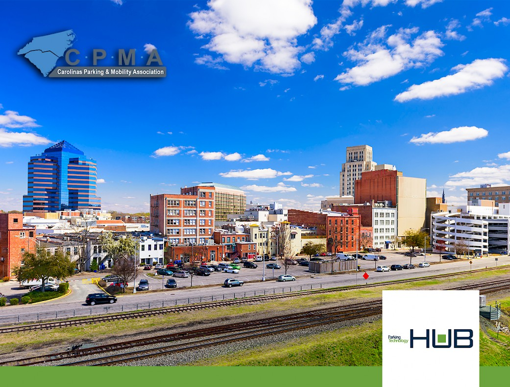 HUB USA attends the Carolinas Parking & Mobility Association Conference next 24-27 September