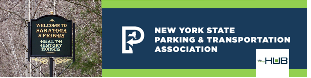 HUB is proud sponsor at NYSPA parking conference and expo 2019