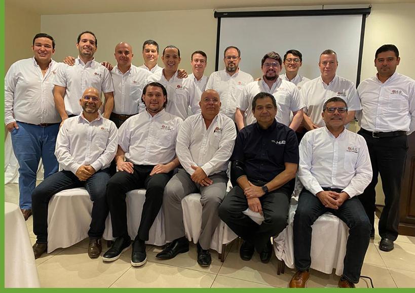 TAS Tecnologia Acceso y Seguridad et HUB renforcent leur partenariat en Amérique centrale