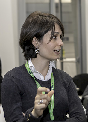 Product Manager Sara Fiorini