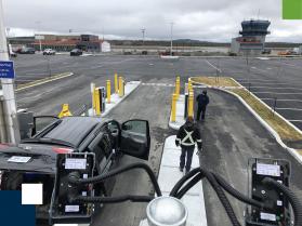 instalacion de camaras LPR para reducir riesgo de interscambio ticket