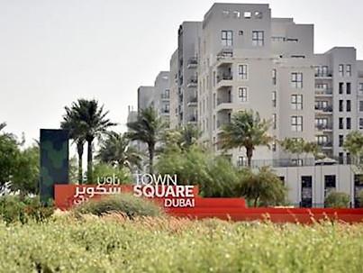 Odpowiedni parking dla nowych dzielnic mieszkaniowych: Town Square przy Nshama w Dubaju