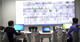 LHE control room equipped with JMS